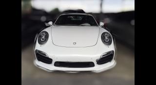 2014 Porsche 911 Turbo Cabriolet S