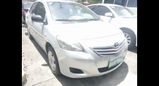 2012 Toyota Vios 1.3 J MT