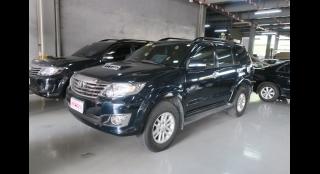 2013 Toyota Fortuner G Diesel AT