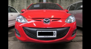 2014 Mazda 2 Hatchback 1.3L AT Gasoline