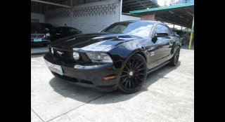 2011 Ford Mustang 5.0L AT Gasoline
