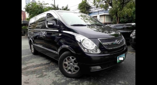 2012 Hyundai Grand Starex 2.5L AT Diesel