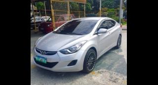 2012 Hyundai Elantra 1.6 GL Gas MT