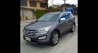 2014 Hyundai Santa Fe 2.2L AT Diesel