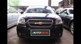 2011 Chevrolet Aveo 1.4 A/T Sedan