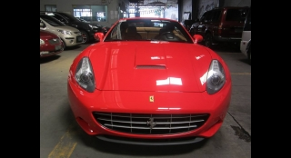 2013 Ferrari California Coupe