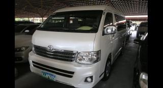 2013 Toyota Hiace Super Grandia AT