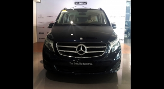 2015 Mercedes-Benz Viano 2.2L AT Diesel