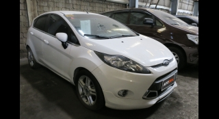 2013 Ford Fiesta Hatchback Sport AT