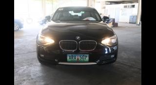 2013 BMW 1-Series Hatchback 118d Urban Essential