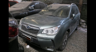 2014 Subaru Forester 2.0L CVT Gasoline