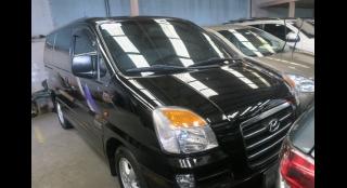 2008 Hyundai Starex GRX AT CRDi