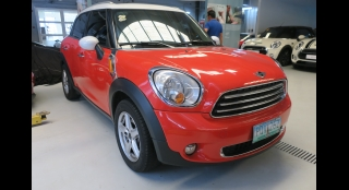 2010 Mini Cooper Countryman 1.6L AT Gasoline