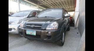 2008 Hyundai Tucson 2.0 Gas (4X2) MT