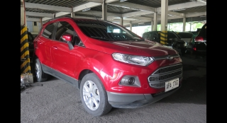 2014 Ford EcoSport 1.5L Trend Powershift