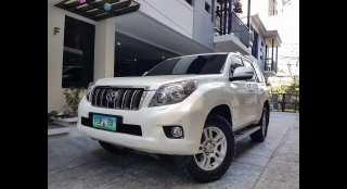 2012 Toyota Land Cruiser Prado 3.0L AT Gasoline