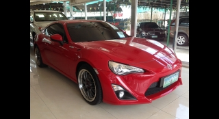 2013 Toyota FT86 2.0L AT Gasoline