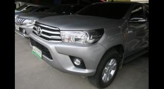 2017 Toyota Hilux 2.4 G DSL 4x2 MT