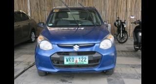 2013 Suzuki Alto 0.8L MT Gasoline
