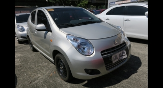 2015 Suzuki Celerio CVT