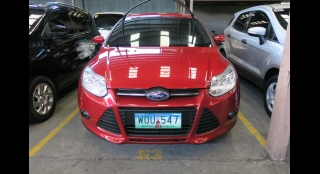 2013 Ford Focus Hatchback 1.6L AT Gasoline