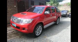 2013 Toyota Hilux 3.0L AT Diesel