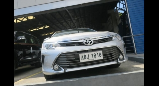 2015 Toyota Camry 3.5Q