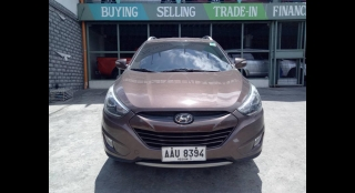 2014 Hyundai Tucson GLS AT Gasoline