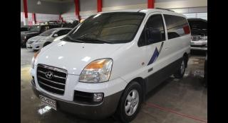 2006 Hyundai STAREX CRDI 2.5L AT Diesel