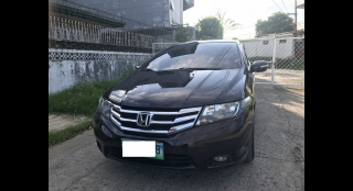 2013 Honda City 1.5L E AT