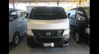 2015 Nissan NV350 Urvan Shuttle 15-seater
