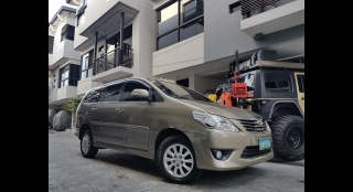 2013 Toyota Innova G Gas MT