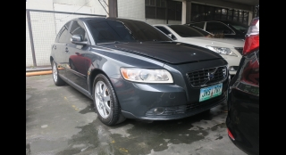 2009 Volvo S40 2.4L AT Gasoline