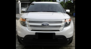 2012 Ford Explorer 3.5L Limited