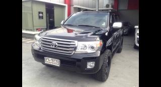 2012 Toyota Land Cruiser LC 200 AT