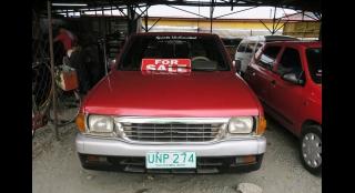 1997 Isuzu Fuego 2.5L MT Diesel (4X2)