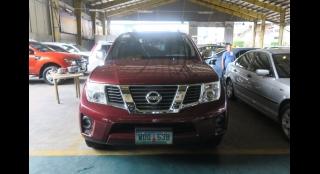 2013 Nissan Frontier Navara GTX (4X4) MT
