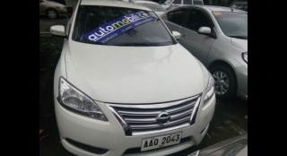 2014 Nissan Sylphy 1.6L AT Gasoline
