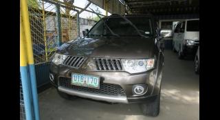 2012 Mitsubishi Montero Sport GLS V