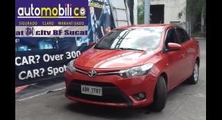 2015 Toyota Vios 1.3L AT Gasoline