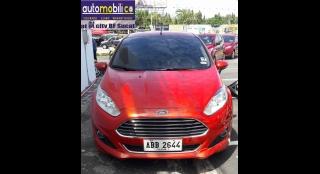 2014 Ford Fiesta Hatchback 1.5 Sport AT