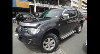 2012 Mitsubishi Strada 1.5L MT Diesel
