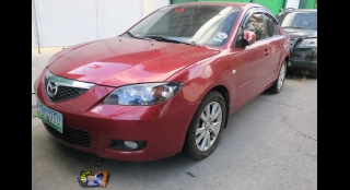2012 Mazda 3 Sedan 1.6V Sedan
