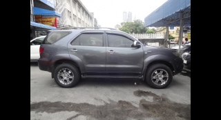 2006 Toyota Fortuner G Gas AT