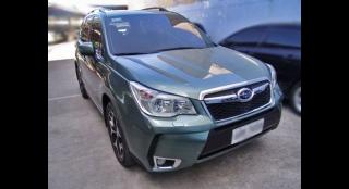 2015 Subaru Forester 2.0 XT