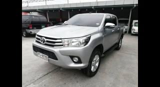 2016 Toyota Hilux 2.8 G DSL 4x4 AT