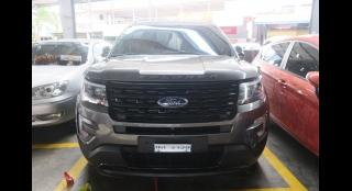 2016 Ford Explorer 3.5L Sport V6 4x4 EcoBoost