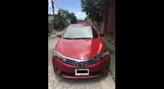 2016 Toyota Corolla Altis 1.6G MT