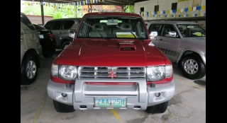 2005 Mitsubishi Pajero Field Master