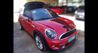 2013 Mini Cooper S Roadster 2.0L AT